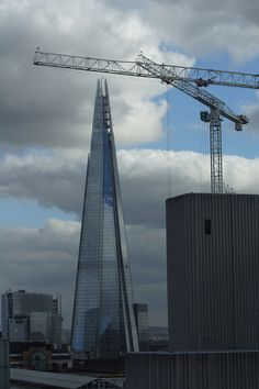 Shard (will look nice when it's finished)