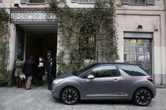 MILAN, ITALY - APRIL 09: The DS3 Cabrio L'Uomo Vogue Limited Edition is displayed during the Citroen DS Sofa and DS3 Cabrio L'Uomo Vogue Limited Edition cocktail at Corso Como 10 on April 9, 2013 in Milan, Italy. (Photo by Vittorio Zunino Celotto/Getty Images for Citroen)