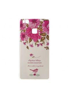 Husa Huawei P9 Lite - Pretty Flowers