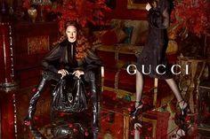 Gucci F/W 12 Campaign (Gucci)