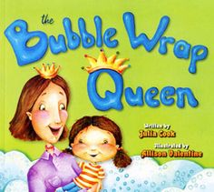 The Bubble Wrap Queen uses the BASICS (Be Aware and Safe in Common Situations) to creatively address playground safety, poison control, automobile safety, bicycle safety and more.