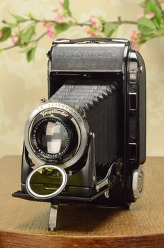 SUPERB! Voigtlander Bessa 6x9 Rangefinder with HELIAR & MASK, FRESHLY SERVICED #Voigtlander