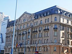 Penny In Wanderland: Check in: Hotel Polonia Palace-Warsaw