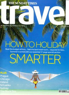 Sunday times travel magazine travel travel magazines, travel и magazine Magazine Layout Design, Design Layouts, Magazin Design, Hotel Packages, Travel Magazines, Travel Goals, Best Hotels, Time Travel, How To Introduce Yourself
