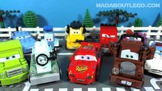 Keeping Ahead Through Accelerating The Future Lego Disney, Disney Pixar Cars, Lego Tree, Legos, Toys, Lightning Mcqueen, Future, Movies, Activity Toys