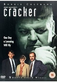 Cracker -- another great BBC crime series. This one with Scottish actor Robbie Coltrane.