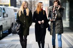 On the Streets of New York Fashion Week Fall 2015 - New York Fashion Week Fall 2015 Street Style Day 7-Wmag