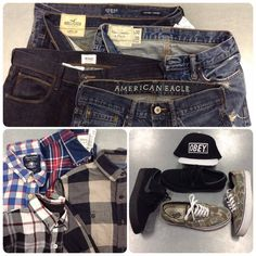 Calling all GUYS! We need your gently used clothing and accessories! Do you have any denim, flannel or shoes that you just haven't been wearing? Stop by our store today and get some cash for your clothes! We are currently stocking up on fall & winter apparel but feel free to bring in all seasons! #cashonthespot #guyswithstyle #mensfashion #platosclosetkitchener #fashion #fallstyle #americaneagle #guess #hollister #bluenotes #nike #vans #obey | www.platosclosetkitchener.com