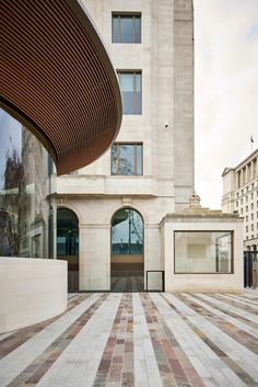 Gallery of New Scotland Yard	/ Allford Hall Monaghan Morris  - 4