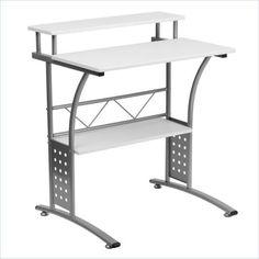 Flash-Furniture-Clifton-White-Computer-Desk