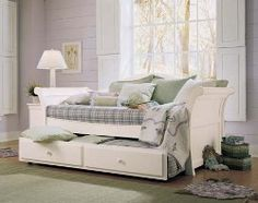 contentment twin daybed