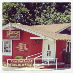Joey's Bar-B-Q in Chino, CA