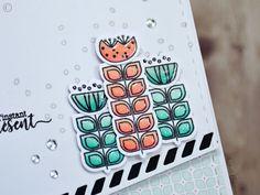Fun Card Design: Carte Savourer l'instant