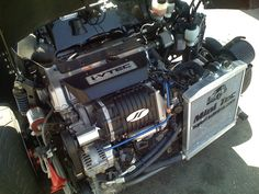 i-VTEC in an classic Mini