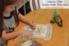 Ready-Made Preschool Shield of Fatih