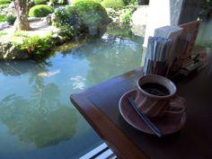 a restaurant ' Taikan '  --- Adachi  Museum