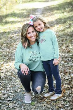 Matilda Jane Clothing | Matilda Jane Mommy and Me | December Styles | Holiday Fashion | Graphic Tees | Mom and Daughter Outfits Dress Outfits, Girl Outfits, Graphic Tees, Graphic Sweatshirt, Jane Clothing, Matilda Jane, Fashion Graphic, Holiday Fashion, Beautiful Children