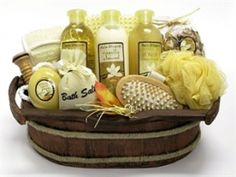 Spa Gift Baskets   Spa Gift Baskets for Women