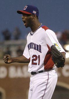 Samuel Deduno - Minnesota Twins pitcher  Dominican Republic 2013 World Baseball Classic Champions Ben Margot, Associated Press - Ap