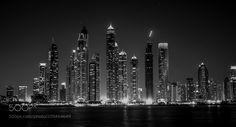 Dubai Marina - City View