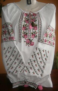 ce10b47d55486e #вишиванка, жіноча вишивана блузка на домотканому полотні (Арт. 01052), 750