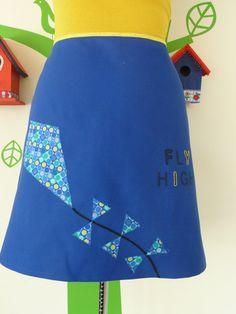 Miss Flying High (Size M/L / 40) Skirt