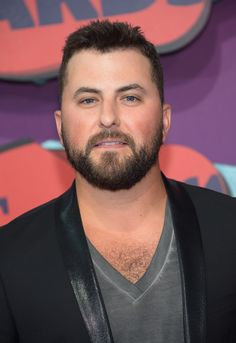 Tyler Farr in Arrivals at the CMT Music Awards