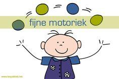 Fijne motoriek - Lespakket - thema's, lesideeën en informatie - onderwijs aan kleuters
