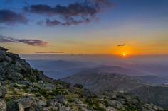 Sunset 02 10 2014 - stock photo