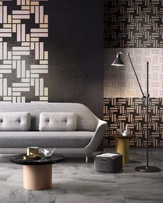 @mosaicopiu presents New Africa collection: graphic motifs with bright and contrasting colors, reminiscent of the prints and weaves of African fabric in a contemporary interpretation. Find more on...