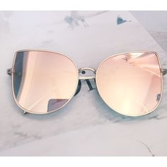 fcfa353224c99 Cat Eye Aviator Sunglasses. This listing is for a pair of Cat