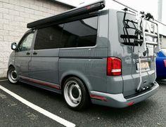 Vw T5 Campervan, T4 Camper, T6 California, Truck Mods, Mini Bus, Busse, Transporter, Volkswagen Bus, Caravans