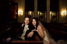 wedding photography: bride & groom portraits with video light - Tangents