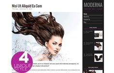 Modern Blogger Template Fashion customizable blogspot template for fashion blog minimalist design  beauty blog fashion blogger inspiration photography  trending you can find it on etsy http://etsy.me/1u5bIbV