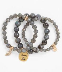 Tendance Bracelets beaded stretch bracelets rstyle.me/