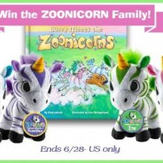 zoonicorns 4 with book giveaway