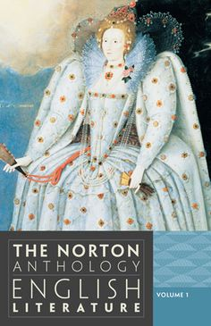 The Norton Anthology of English Literature (Ninth Edition) (Vol. Stephen Greenblatt, Carol T. Christ, Alfred David, Barbara K. New Books, Good Books, Norton Anthology, Liberal Arts Education, Literary Theory, British Literature, Reading Challenge, Textbook