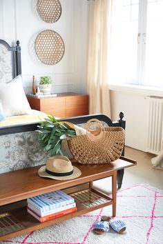 We needed to give our bedroom a little refresh. Here's what went down and how you can give your own bedroom a quick refresh with these 7 tips Decorating Blogs, Interior, Bedroom Refresh, Bedroom Interior, Home Decor, Guest Room Decor, Interior Design, Bedroom, Interior Design Bedroom