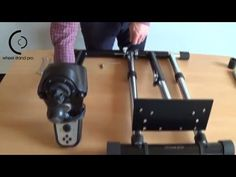 Wheel Stand Pro RGS - 2016 SHIFTER MOUNT UPGRADE (G25/G27) - YouTube