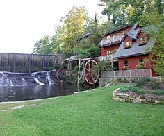 Lower Millhouse -Highland Lake Flat Rock NC  (this are very cool - been there)!