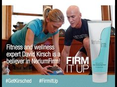 David Kirsch is a NERIUM FIRM Body Contouring Cream BELIEVER Product Available Here http://www.nerium.com/juliejohn/Customers