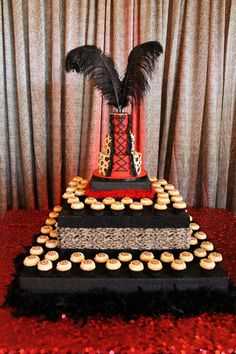 Leopard Burlesque Birthday Bash » Fearon May Events