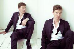 Benedict Cumberbatch - the perfect Sherlock Holmes
