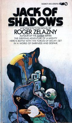 Jack of Shadows by Roger Zelazny. Signet 1980. Cover artist Robert Pepper