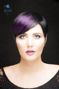 Fall Fashion Color Collection; Hair : Jessica Sama, Allan Munguia Makeup: Stephanie Alefteras Photography: Allan Munguia, Cherish Shanell