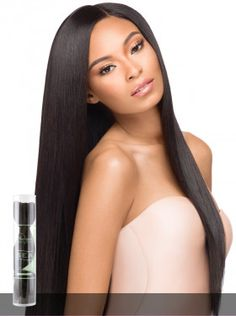 The Zen Straight texture is South East Asian hair that has undergone a special steaming process that emulates the look and feel of professionally relaxed hair. Weft Hair Extensions, Virgin Hair Extensions, 100 Human Hair, Human Hair Wigs, Wig Hairstyles, Straight Hairstyles, Best Virgin Hair, Natural Hair Styles, Long Hair Styles