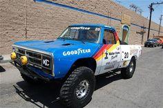 1989 Dodge Ram D150 Walker Evans NORRA 1000 Race Truck
