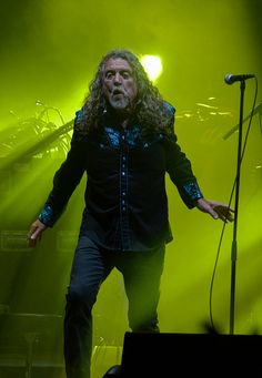 #RobertPlant performs with The Sensational Space Shifters at the Cruilla Summer Music Festival on July 9, 2016 in Barcelona Spain.  Photo by Xavi Torrent for Getty Images.