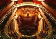 Sibelius Hall, Congress Concert Centre, Lahti, Finland Photo