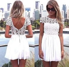 No.  The back cannot consist of sheer lace or mesh.